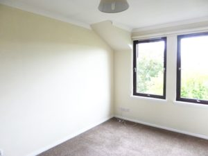 LOUNGE with flooring & blinds