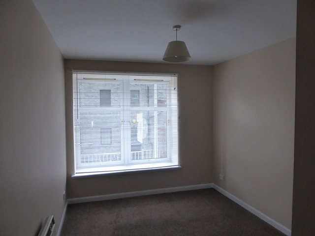 LARGE PICTURE WINDOW - BEDROOM  1