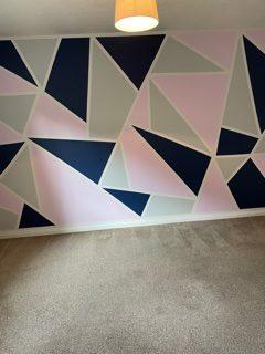fabulous feature wall